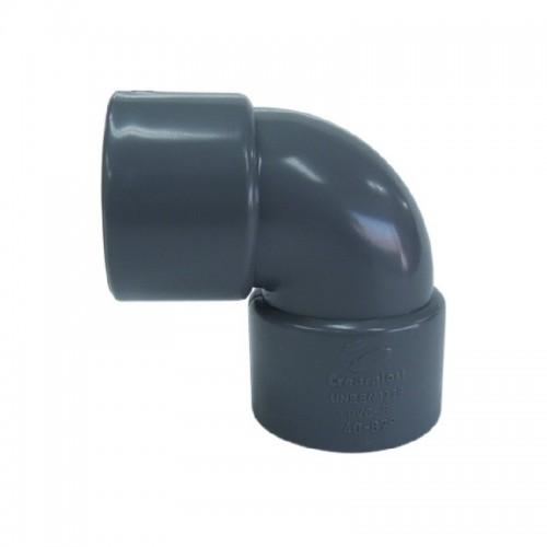 CODO PVC 50-87º H-H