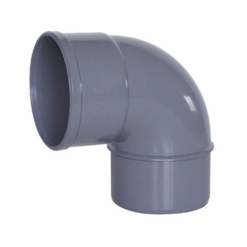 CODO PVC 50-87º H-M