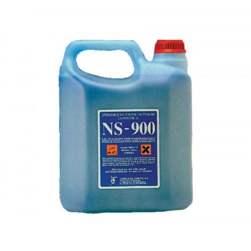 LIMPIADOR DESINCRUSTANTE NS-900, 5 LITROS