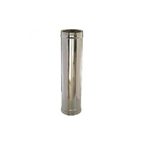 TUBO INOX 80, D. PARED 0.5MT