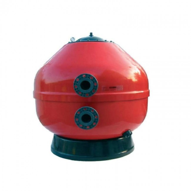 POOL FILTER VULCANO 1400, FLANGE CONNECTION, D-100