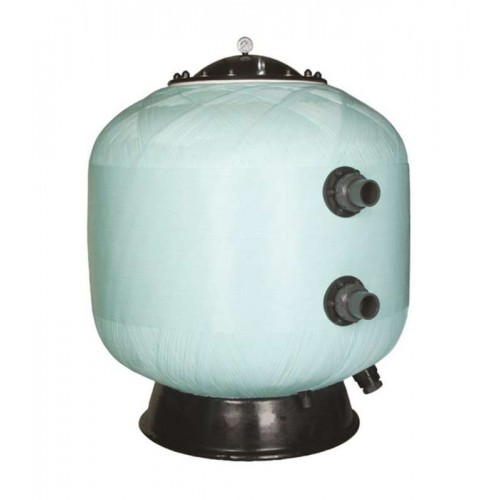 BERLIN WINDING POOL FILTER, 1050, FLANGE CONNECTION, D-75, WITHOUT VALVE