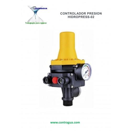 PRESSURE CONTROLLER, HIDROPRESS-02