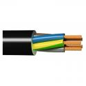 ELECTRIC HOSE, 4x2.5mm, FLEXIBLE, RVK, 0.6-1KV, 100 METER ROLL