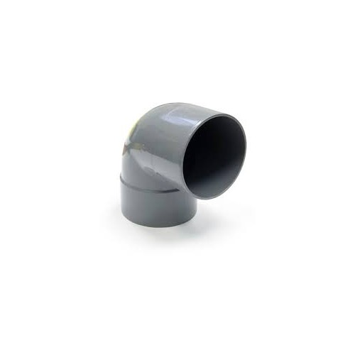 CODO PVC ENCOLAR D-110, 87º, H-M