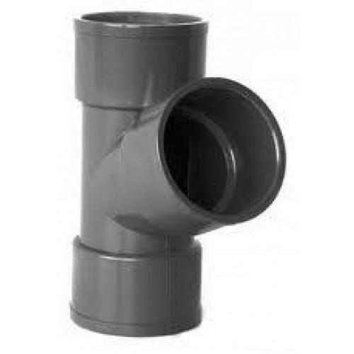 DERIVACIÓN PVC ENCOLAR D-40, 67º, H-H
