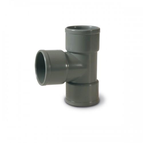 DERIVACIÓN PVC ENCOLAR D-40, 87º, H-H