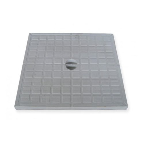 TAPA PVC REFORZADA 20x20 cm