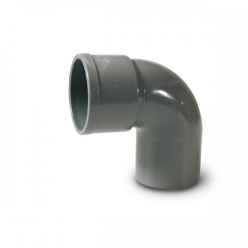 CODO PVC 40-87º H-M