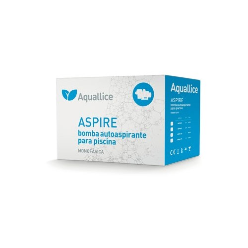 ASPIRE 50 POOL PUMP, AQUALLICE.