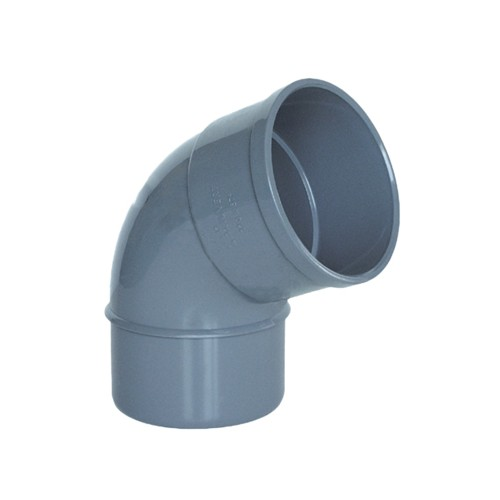 CODO PVC ENCOLAR D-90, 67º, H-M