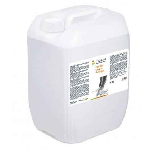 ANTIALGAS POOL, CHLORAMA, PACK OF 25 LITERS.