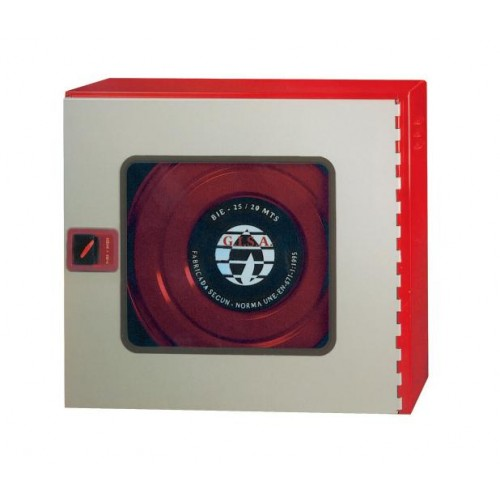 MOUTH FIRE WITH HOSE 25 MM. OF 20 MTS. AENOR