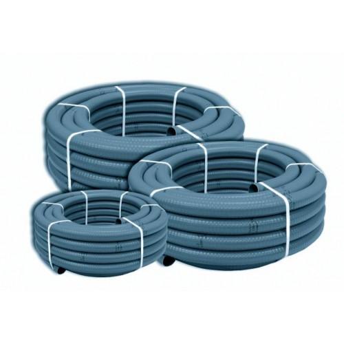 TUBO PVC FLEXIBLE SANITARIO, D-50.