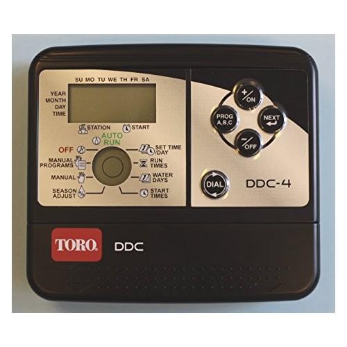 TORO PROGRAMMER, DDC 6 STATIONS, 220V, INTERNAL MOUNTING.