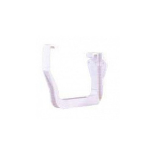 FIXED HOOK FOR PVC CHANNEL EUME WHITE