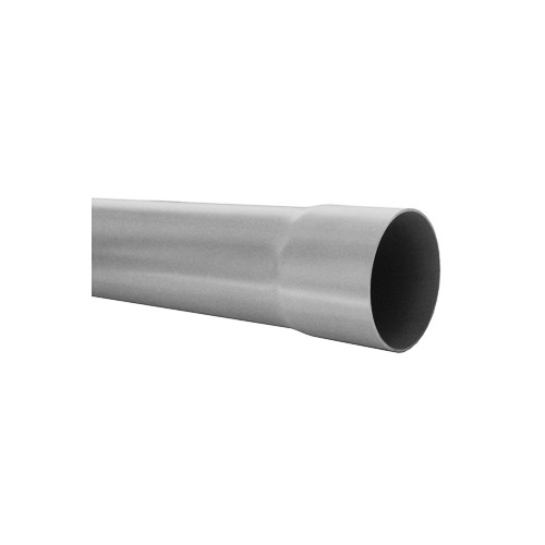 "TUBO PVC SERIE ""F"" D-75 MM, BARRA DE 3 METROS."