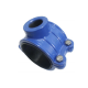 RUSH SOCKET, DUCTILE CAST COLLAR, D-75, S-1 ""