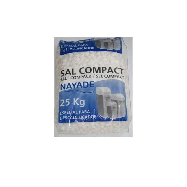 SACO 25 KG COMPACTED MARINE SALT, SPECIAL SOFTENER