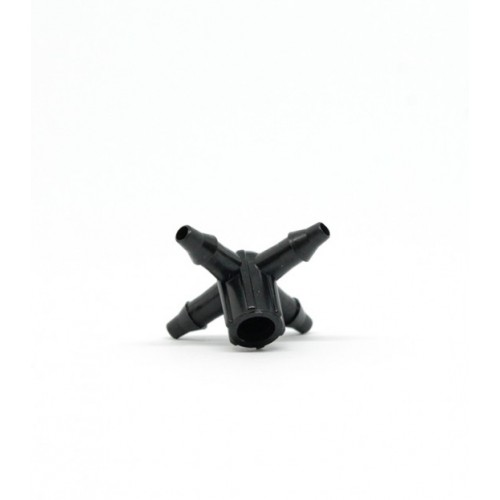 CONNECTOR 4 OUTLETS, MICRO TUBE, 3.5MM FOR SUPERTIF DRIPPER