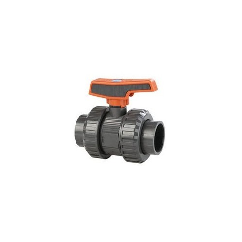 "PVC VALVE, STD SERIES, CEPEX, THREADED EXTREME 1 ""PN16"