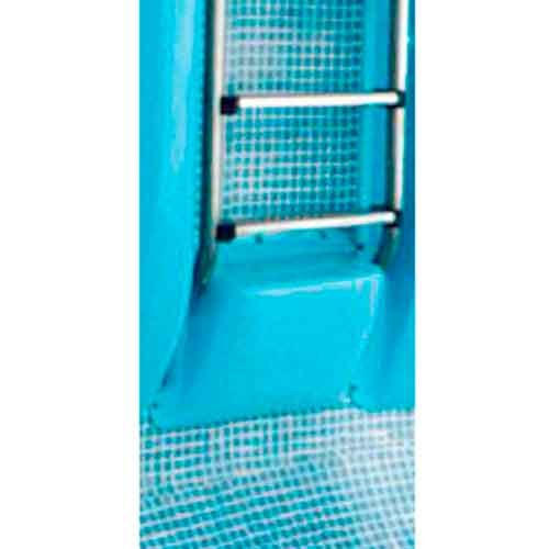 LOWER POOL LADDER PROTECTOR, FV 55x40cm
