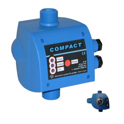 CONTROLADOR PRESS CONTROL COMPACT 2