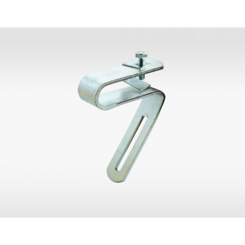 GALVANIZED SUPPORT FOR CHANNEL HOOK COVER WAVE