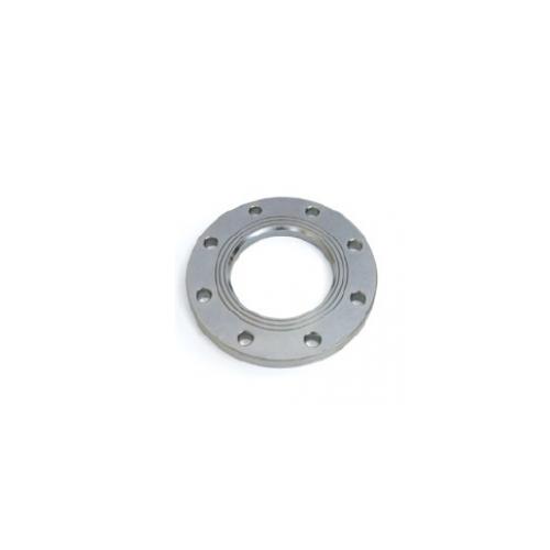 D-110 FLANGE, ZINC PLATED STEEL, TURNED, PN16