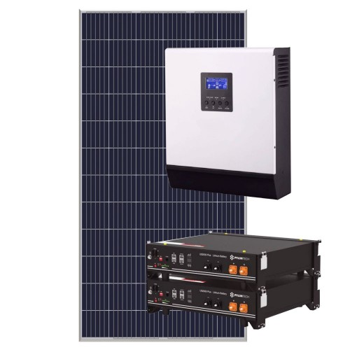5000W ISOLATED HOUSING KIT - 335WP PANELS (SINGLE PHASE)