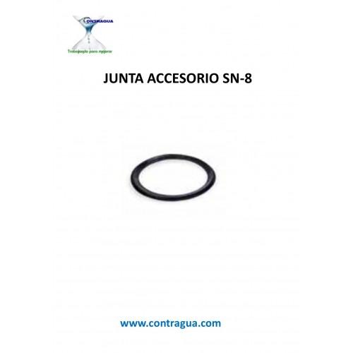 UNION GASKET, ACCESSORY, D-250mm, SN8