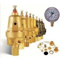 PRESSURE REGULATORS AND HYDRAULIC VALVES