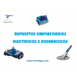 SPARE PARTS FOR HYDRAULIC AND ELECTRICAL FUNDS