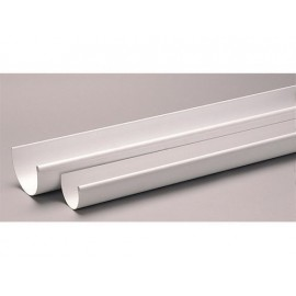 CHANNELS AND ACCESSORIES PVC CIRCULAR WHITE